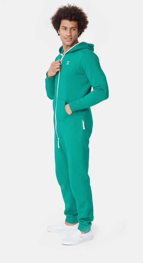 OnePiece Original Onesie Jumpsuit Green Grün