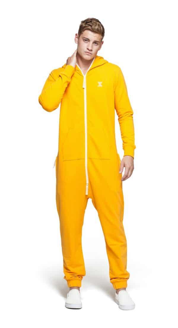 OnePiece Original Onesie Jumpsuit Orange