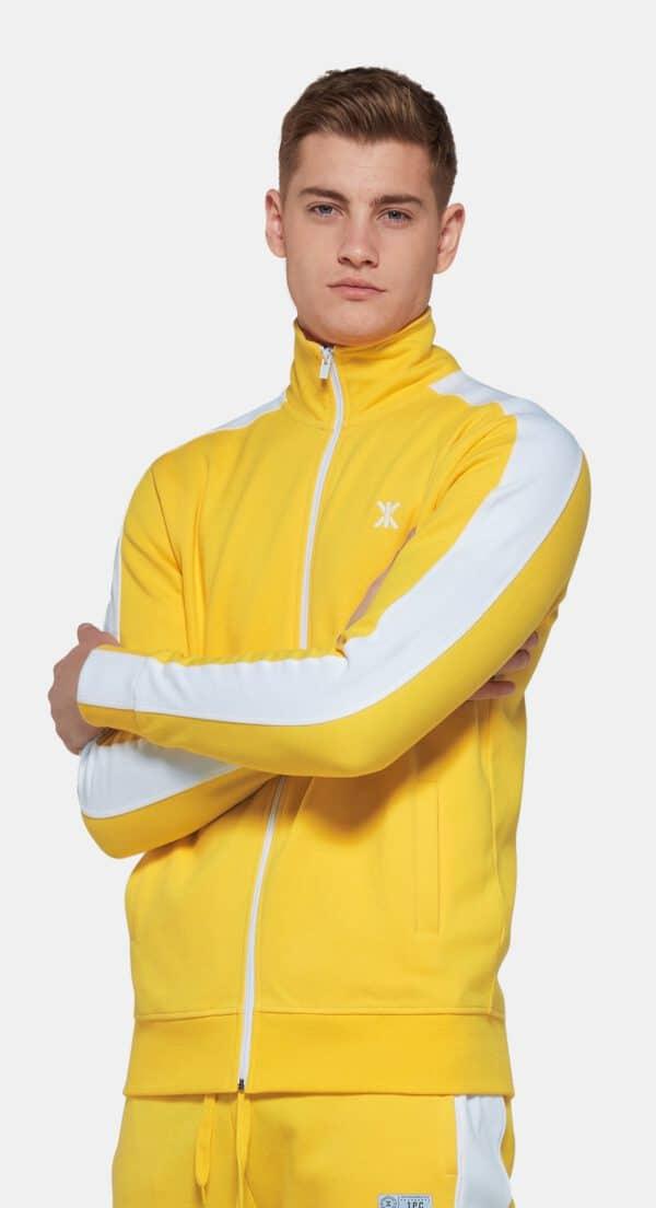 OnePiece Racer Cardigan Yellow Gelb