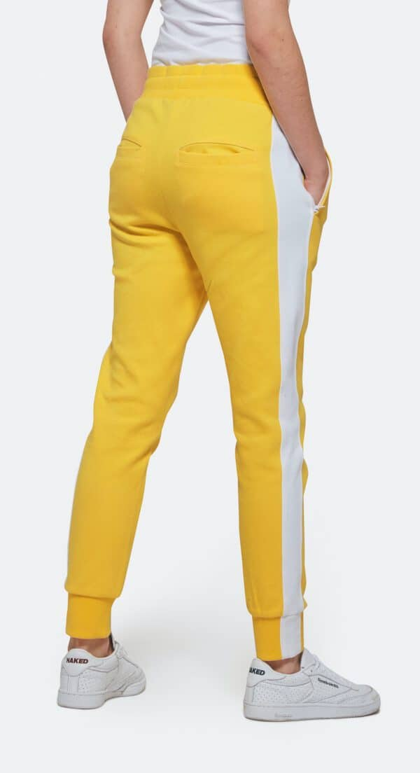 OnePiece Racer Pant Yellow Gelb